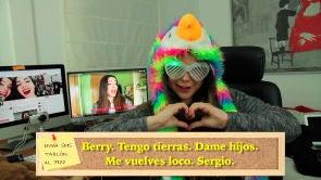 Berry Berryuca se quiere convertir en una estrella de Internet - El Tablón 7