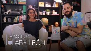 Lary León y la actitud