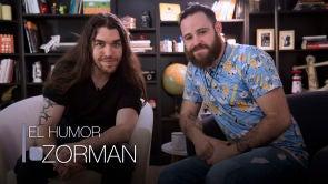 Zorman y el humor