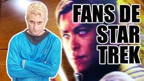 Voy a un evento de fans de Star Trek