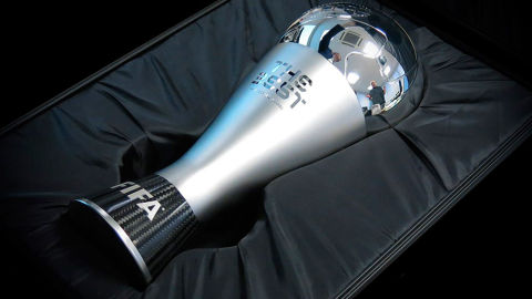 Gala FIFA The Best