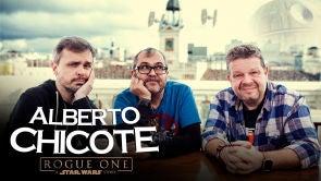 Rogue One con Alberto Chicote
