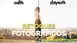 Trucos para hacer retoques fotográficos