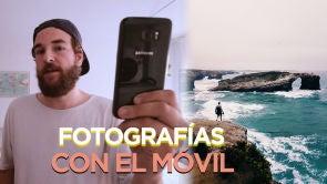 Consejos para hacer fotos con el móvil