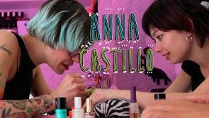 Manicura Extrema con Anna Castillo