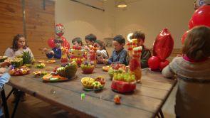 Programa 1: ¿Qué comen nuestros hijos?