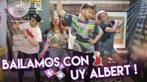 Bailamos con UY ALBERT