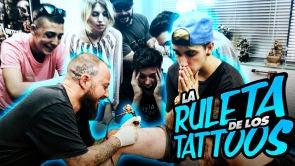La ruleta de los tattoos