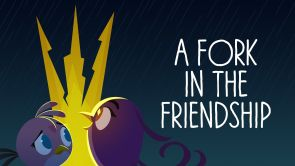 Capítulo 1: A fork in the friendship
