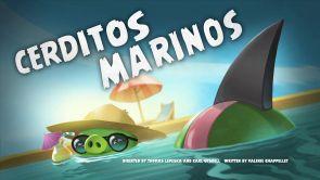 Capítulo 46: Cerditos marinos