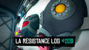La résistance log #002