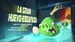 Capítulo 22: La gran huevo-escapada