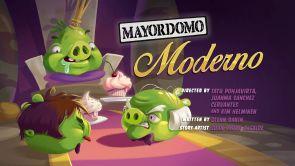 Capítulo 25: Mayordomo moderno