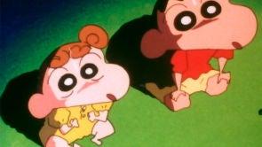 Capítulo 322 : Papá nos cuenta una historia de miedo / Esta es la historia de la muñeca maldita / Voy con Nanako a la casa del terror