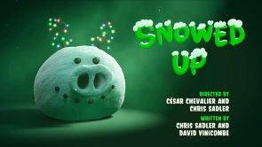 Capítulo 28: El muñeco de nieve