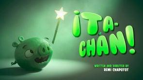 Capítulo 22: ¡Tachan!