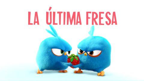 Angry Birds Blues - Temporada 1 - Capítulo 21: La última fresa
