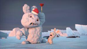 Capítulo 212: Rabbid de nieve