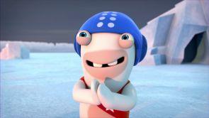 Capítulo 215: Super Rabbid contra Super Pingüino