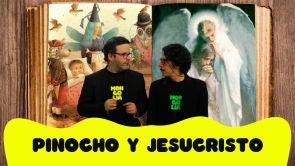 Es mejor creer en Pinocho que en Jesucristo