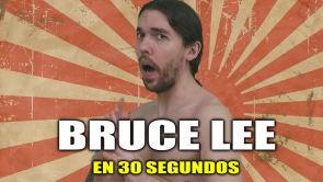 Bruce Lee en 30 segundos