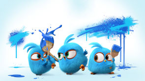Angry Birds Blues