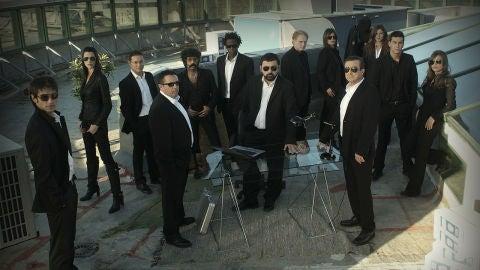 los hombres de paco saison 1