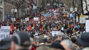 Especial laSexta Noticias: Los pensionistas toman la calle