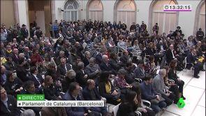 """Especial laSexta Noticias: Roger Torrent propone en Cataluña"""" un frente unitario en defensa de los derechos universales"""""""