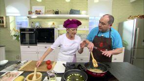Programa 40: Cazuela de pescado en salsa