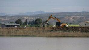 (15-04-18) Comienzan las evacuaciones en Pina de Ebro por temor a que la crecida del río incomunique la zona