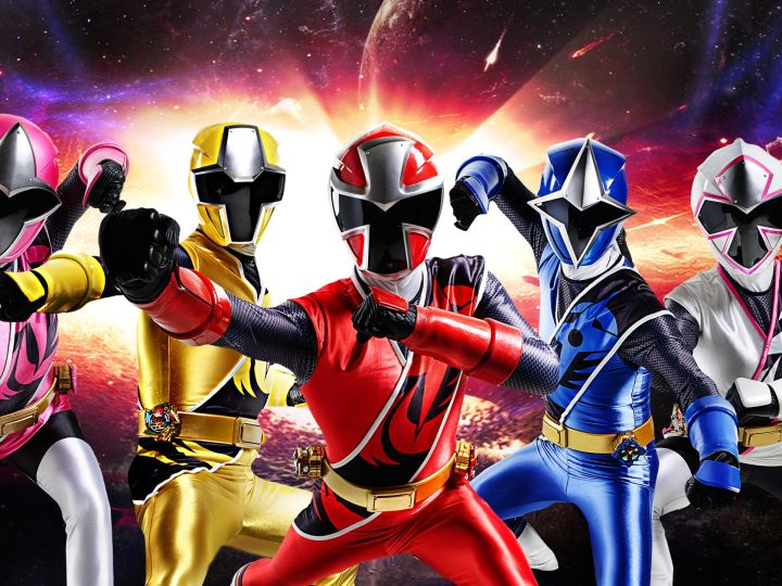 Power Rangers Ninja Steel Atresplayer Tv