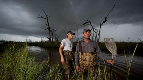 Cazadores del pantano
