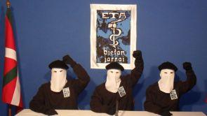 """ETA reconoce el daño causado y dice que """"lo siente de veras"""" por las víctimas"""