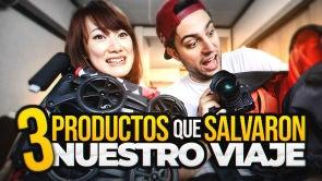Nekojitablog y los 3 productos que salvaron su viaje a España