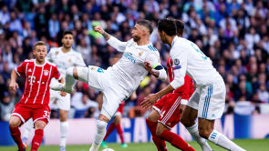 Partido: Real Madrid - Bayern de Múnich
