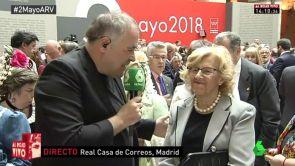 """(02-05-18) - Manuela Carmena, sobre el voto particular de 'La Manada': """"El juez demuestra una ignorancia profunda"""""""