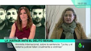 """(03-05-18) Victoria Rosell, magistrada: """"La sociedad va muy por delante del poder judicial"""""""
