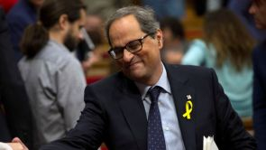 (13-05-18) La CUP facilitará la investidura de Quim Torra al mantener las cuatro abstenciones en la segunda votación