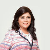 Victoria Ruffo - cara - 2018