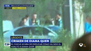 (15-06-18) Espejo Público capta el momento en el que 'el Chicle' reconstruye cómo mató a Diana Quer ante la comitiva judicial