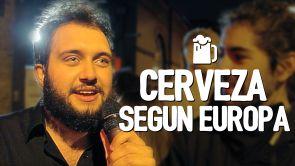 CERVEZA según Europa