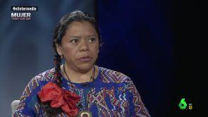 """(19-06-18)  Lolita Chávez, líder indígena en Guatemala: """"Ahí es delito social que las mujeres miremos a los ojos, debemos tener la vista en el suelo"""""""