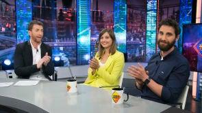 Dani Rovira y Michelle Jenner
