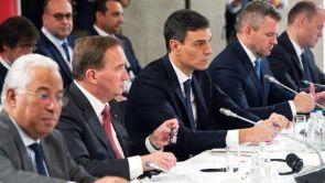 (29-06-18) Concluye con acuerdo en inmigración la primera jornada de la cumbre europea