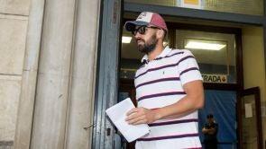 (29-06-18) La Audiencia de Navarra llama a comparecer al guardia civil de 'La Manada' que intentó renovar su pasaporte