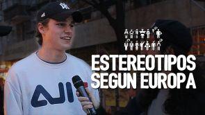 ESTEREOTIPOS según Europa