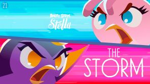 Capítulo 8: The Storm