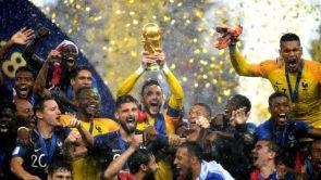 (15-07-18) Francia se corona campeona del mundo en Moscú ante Croacia