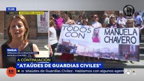 """(16-07-18) La hermana de Manuela Chavero: """"En cualquier momento se puede detener al culpable de su desaparición"""""""